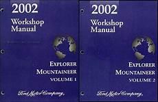 buy car manuals 2002 ford explorer sport engine control 2002 ford explorer sport sport trac repair shop manual original set