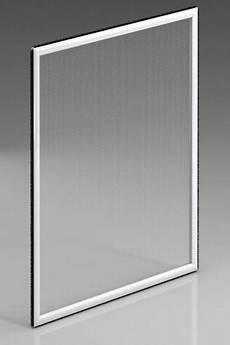 cadre en aluminium sur mesure moustiquaire cadre fixe sur mesure en alu