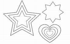 Sterne Malvorlagen Japan Basteln Vorlage F 252 R Christbaumspitze Das Haus