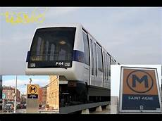 Toulouse Ligne B Val 208 Ng Rame 45 Entre Les