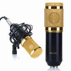 Studio Condenser Microphone Mic Bm800 Sound Recording