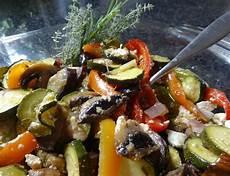 Antipasti Aus Auberginen Zucchini Und Paprika Selber Machen