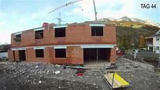 Garage Mauern Fundament by Hausbau Woche 10 Garage Fundament Mauer Zisterne