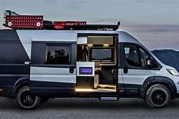 Fiat Ducato 4x4  OFF ROAD Experience Camper