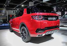 frankfurt 2015 land rover discovery sport hse dynamic