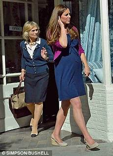 Kate Middleton Duchess Of Cambridge Pops Out For