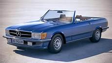 mercedes sl r107 1981