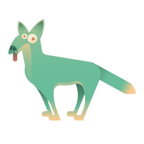 Coyote Gif