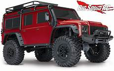 traxxas land rover details traxxas trx 4 land rover defender 171 big squid