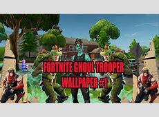 Fortnite Ghoul Trooper Wallpaper #1   YouTube