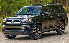 2016 Toyota 4runner Redesign Release Date And Specs