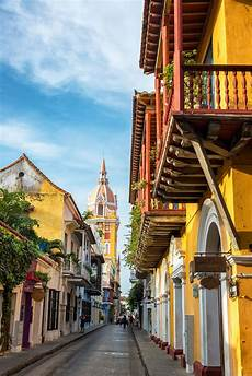 while the main attraction of cartagena is the historic old