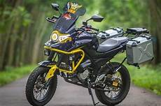 Modifikasi Mio Adventure by Modifikasi Honda Tiger Paling Keren Terbaru 2019 Otomaniac