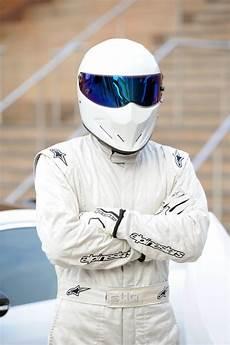 The Stig Choosing Top Gear Co As Runs Open