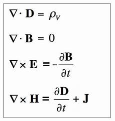 maxwell s equations explained maxwell equation derivation in integral form byjus