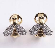 pomellato orecchini pomellato orecchini a forma di ape argenti e gioielli