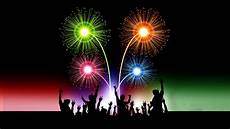 fireworks new years 2020 wallpapers wallpaper cave