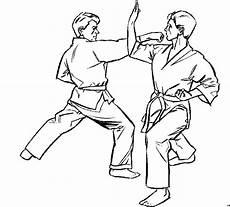 Quallen Malvorlagen Thailand Karate Malvorlagen Schlag Abwehren Beim Karate Ausmalbild
