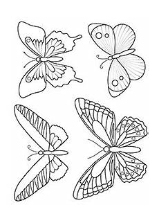 Malvorlagen Wings Indo رسومات فراشات للتلوين