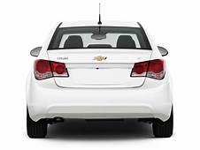 Image 2015 Chevrolet Cruze 4 Door Sedan Auto 1LT Rear