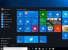 bureau classique windows 10 201 valuation le syst 232 me d exploitation windows 10