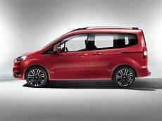 Ford Tourneo Courier Precios Y Equipamientos