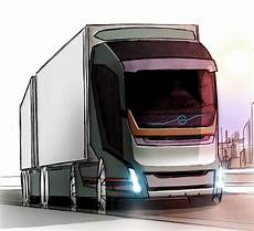 2020 volvo big truck volvo concept truck 2020