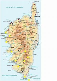 C 244 Te Ouest Par Route La C 244 Te Ouest De Corse