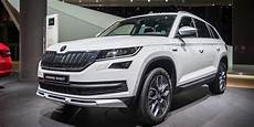 Skoda Kodiaq Scout Confirmed For India Arriving In Q4