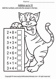 addition worksheets with pictures up to 10 9594 image detail for to print this worksheet click addition up to 10 worksheet 1 sınıf matematik