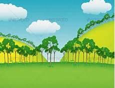 Image Result For Gambar Animasi Hutan Latar Belakang