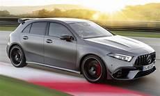 Mercedes Amg A 45 2019 Motor Ausstattung Autozeitung De