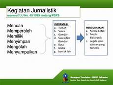ppt etika jurnalistik powerpoint presentation id 5634893