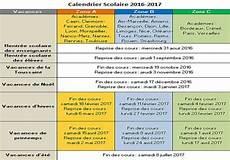 t 233 l 233 charger calendrier vacances scolaires 2016 2017