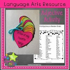 s day adjectives worksheets 20304 s day activity adjectives phonics words adjectives activities learning stations