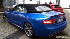 Audi Rs5 Cabrio - 2014 audi rs5 cabrio start up sound driving