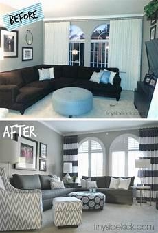 ideen für renovierung vorher und nachher tolle ideen f 252 r die wohnzimmer renovierung cool ideen