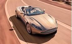 aston martin s db11 volante drop top dazzles but weight precludes v12 american luxury