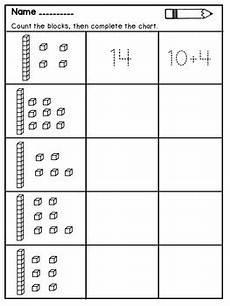 place value worksheets kindergarten 5166 place value kindergarten tens and ones worksheets by s