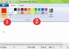 ms paint brushes क उपय ग क प र ज नक र tutorialpandit