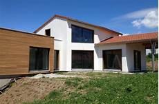 bardage extérieur maison maison moderne bardage