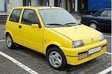 Fiat Cinquecento Simple The Free