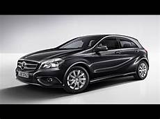 Mercedes A Klasse Schwarz - mercedes black colored a class diesel launched in