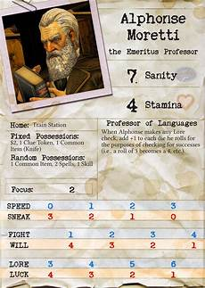 arkham horror investigator alphonse by the original rper