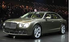 2014 bentley flying spur first motor trend