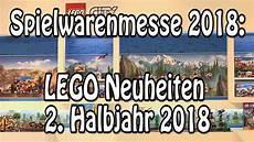 lego neuheiten 2018 lego neuheiten 2 halbjahr 2018 spielwarenmesse n 252 rnberg