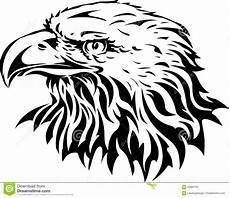 Malvorlagen Xl Wings Silhouette Of Eagle Stock Vector Illustration Of