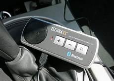 Bluetooth Im Auto - test technaxx kfz bluetooth freisprecheinrichtung bt x22