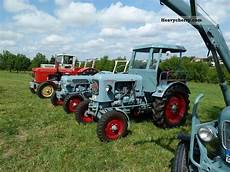 Eicher Ed 26 1957 Agricultural Tractor Photo And Specs