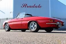 Classic 1968 Alfa Romeo Spider Duetto Spider 1750 For Sale